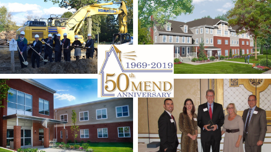 Where We've Been – And Where We're Going as MEND Turns 50