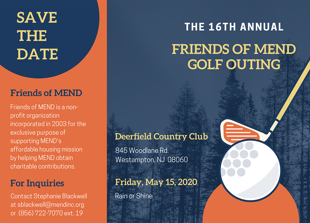 Friends of Mend Golf Outing