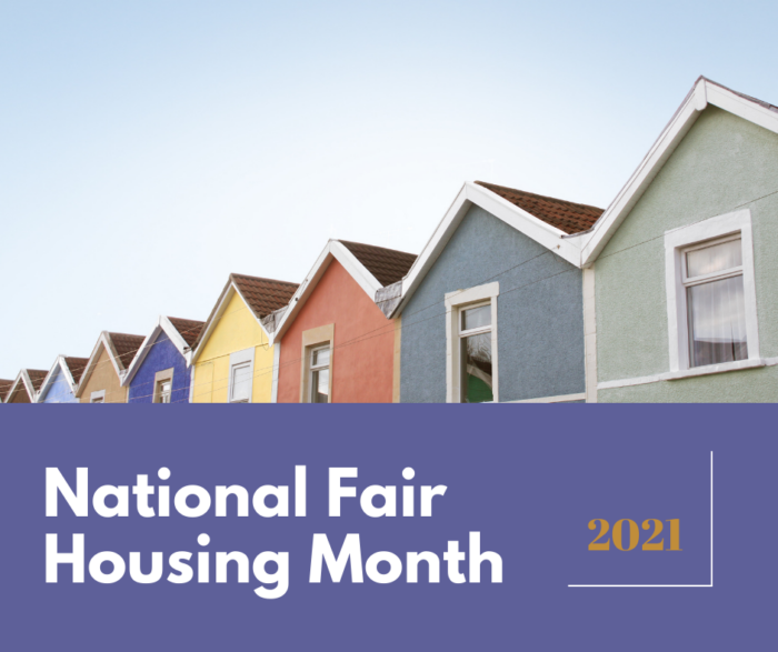 MEND Recognizes April as Fair Housing Month